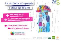 24/30 AVRIL 2019 SEMAINE DE LA VACCINATION
