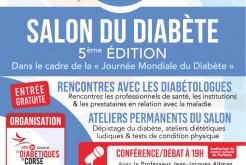 5ème ÉDITION DU SALON DU DIABÈTE EN CORSE