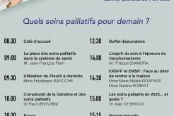 """2ème Journée """"Éthique et Soins Palliatifs"""""""