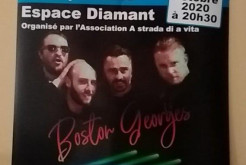 CONCERT - BOSTON GEORGES - ESPACE DIAMANT