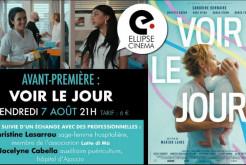 """AVANT-PREMIÈRE DU FILM """"VOIR LE JOUR"""""""